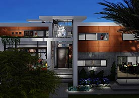 Modern Residential Design in Arizona